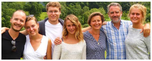 Lyon-Bleu hébergement Famille 1