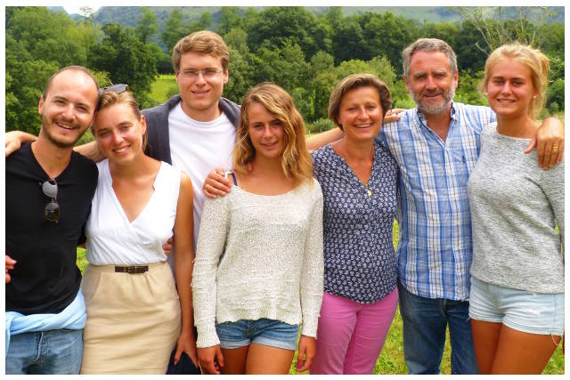 Hébergement en famille 1