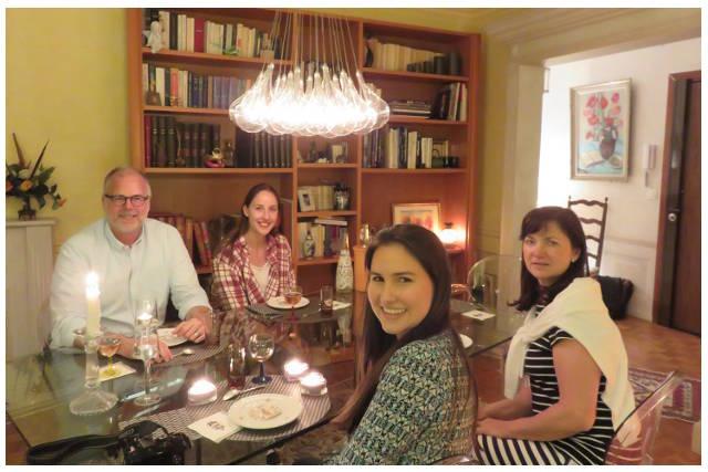Hébergement en famille 5