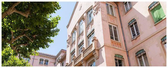 Lyon-Bleu hébergement résidence 1