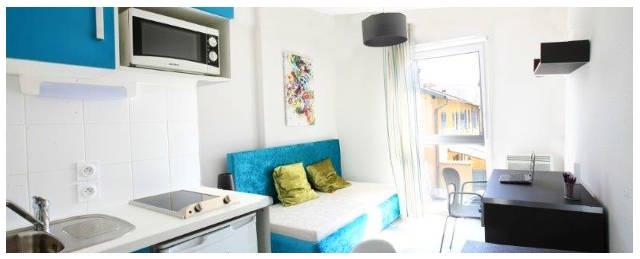 Lyon-Bleu hébergement résidence 2