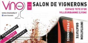 Salon Vinomedia (vins) @ Centre de congrès Tête d'Or