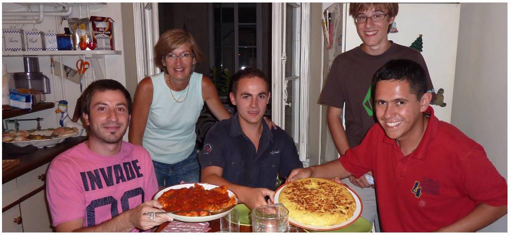 Devenir famille d'accueil pour étudiants étrangers