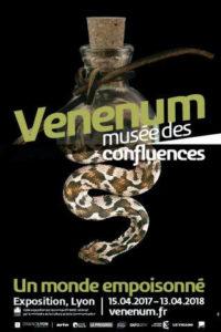 Expo Venenum @ Musée des Confluences