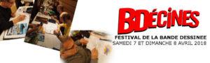 """Festival bandes dessinées """"BDécines"""" @ Centre Le Toboggan"""
