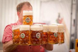 Festival de la bière spécial Saint-Patrick