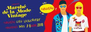 Marché de la Mode Vintage @ La Sucrière