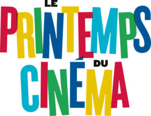 Printemps du Cinéma 2018 @ Cinémas