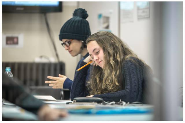 Cours de français préparation universitaire