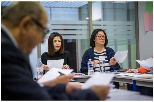 Lyon-Bleu cours de Français pour Professeurs de Français