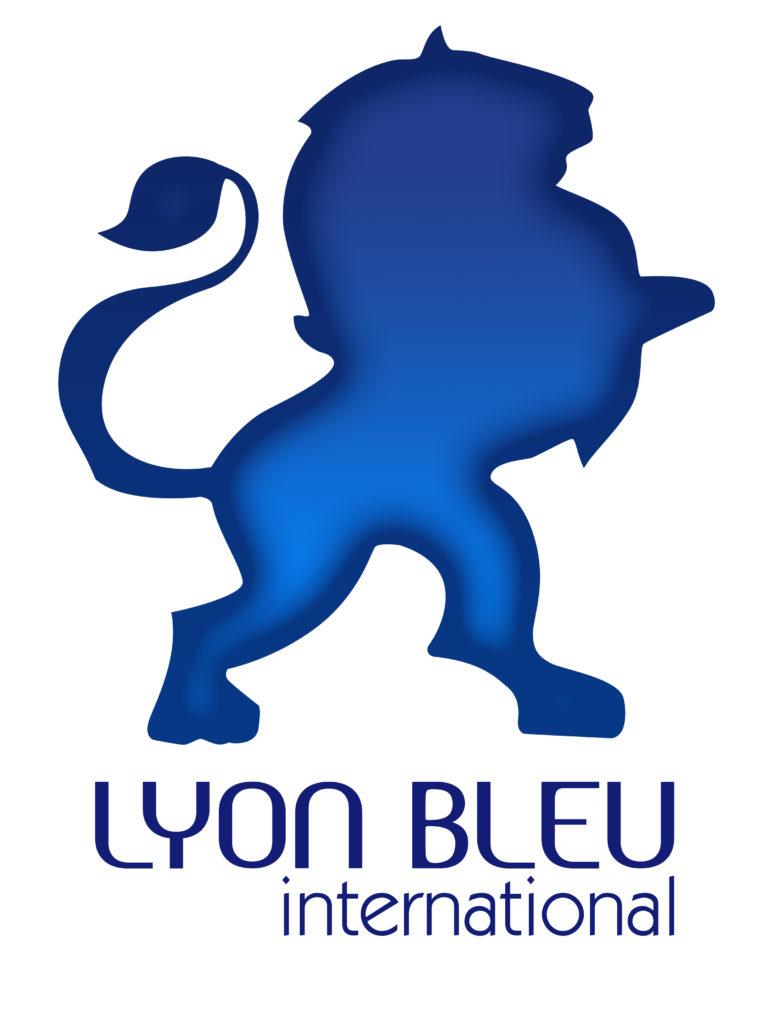 Logo lyon bleu international