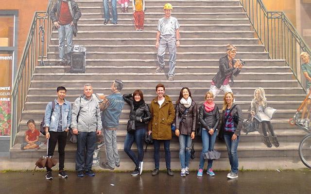 Activité culturel Lyon Bleu