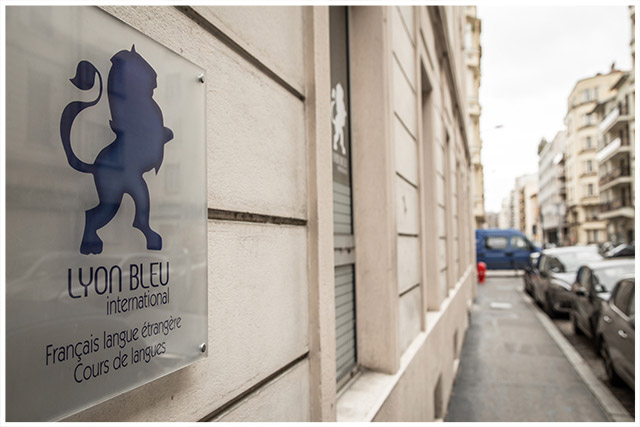 Locaux Lyon Bleu 82 Rue Duguesclin