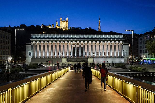 Palais de Justice Lyon