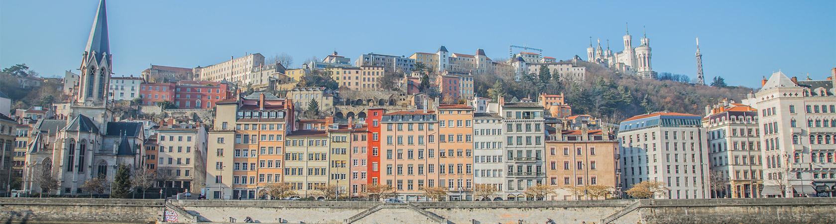 Photo Lyon et Fourvière