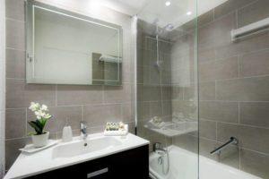 Salle de bain résidence Part-dieu