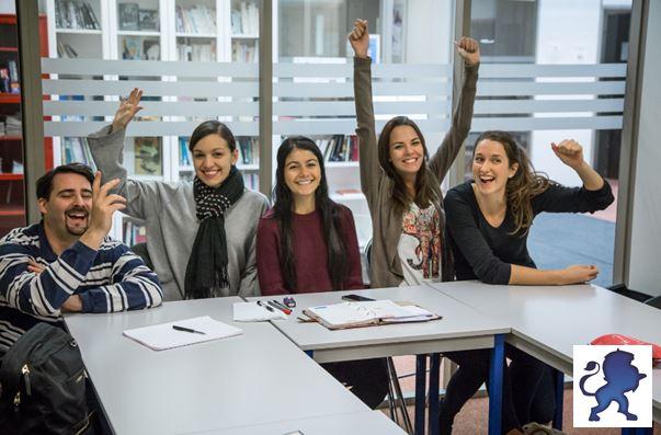 Cours de français à Lyon Bleu International