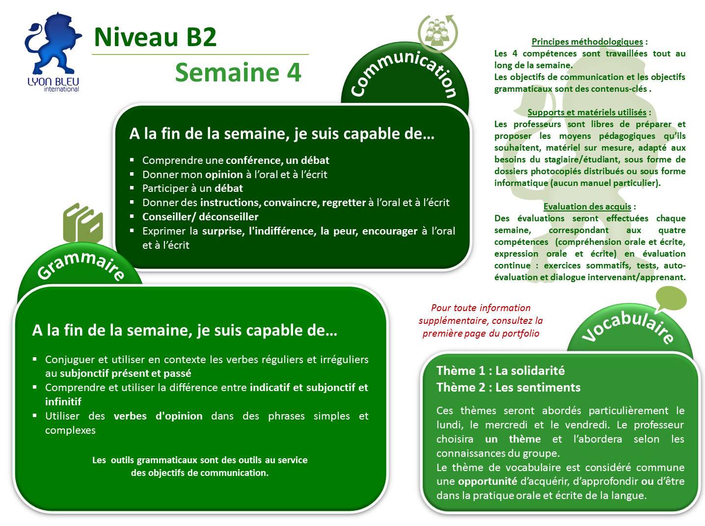 Syllabus B2