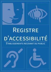 Registre Accessibilite